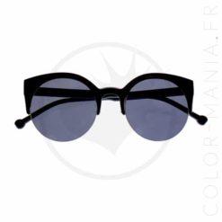 Gafas de sol ojo de gato negro | Color-Mania