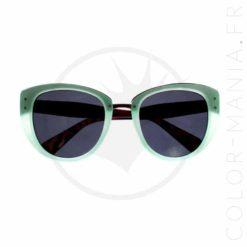 Cat Eye Sunglasses Oversize Mint | Color-Mania | Color-Mania