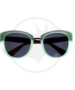 Occhiali da sole Cat Eye Oversize Mint | Color-mania | Color-Mania