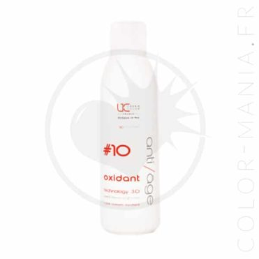 10 1 Flight XNUMXLitre crema oxidante profesional - Queratina urbana | Color-Mania