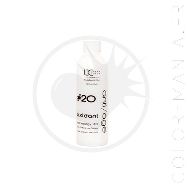 Crème Oxydante pour Décoloration Professionnelle 20 vol 150ml – Urban Keratin | Color-Mania