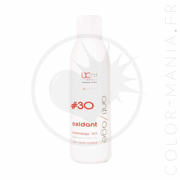 Professional 30 1 Flight XNUMXLitre Oxidizing Cream - Urban Keratin | Color-Mania