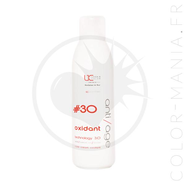 30 1 Flight XNUMXLitre crema oxidante profesional - Queratina urbana | Color-Mania