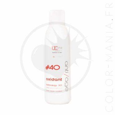 Crème Oxydante pour Décoloration Professionnelle 40 vol 1Litre – Urban Keratin | Color-Mania
