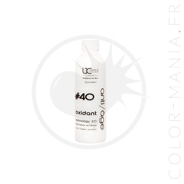 Crème Oxydante pour Décoloration Professionnelle 40 vol 150ml – Urban Keratin | Color-Mania