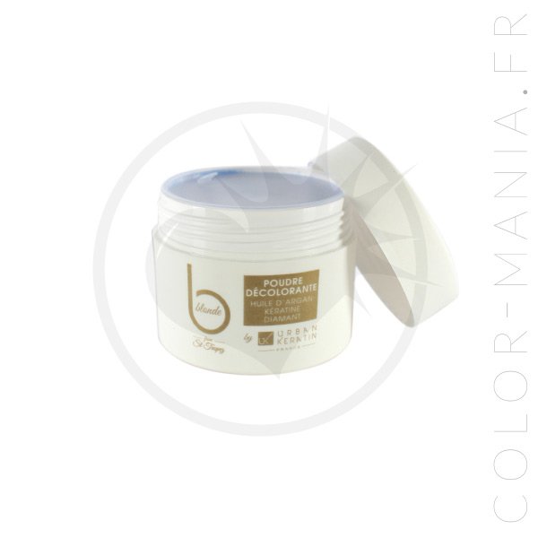 Blanqueador Blue Powder Pot 100g - Queratina urbana | Color-Mania
