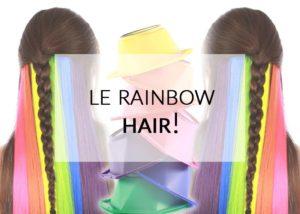 Cheveux arc-en-ciel : réussir un Rainbow Hair | Color-Mania