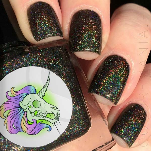 Vernis à Ongles 5-Free Satan is Super Kawaï - Radioactive Unicorn | Color-Mania
