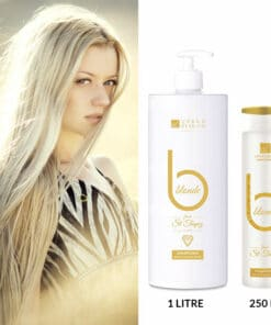 Shampoing Blonde From St Tropez - Urban Keratin