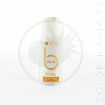 Shampoing Blonde From St Tropez 50 ml - Urban Keratin   Color-Mania