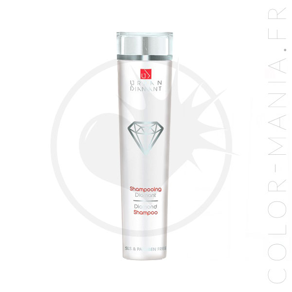 Shampoing Diamant - Urban Keratin | Color-Mania