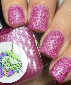 5-Free Nail Polish That Bitch lo tiene todo - Unicornio radiactivo | Color-Mania
