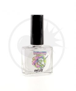 5-Top Coat Nail Polish - Radioactive Unicorn | Color-Mania