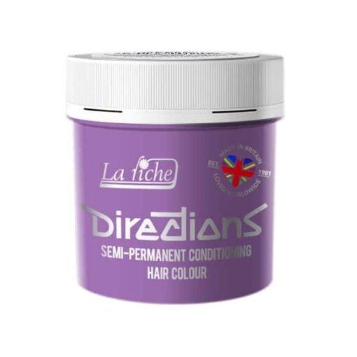 Coloration Cheveux Violet Wisteria - Directions | Color-Mania