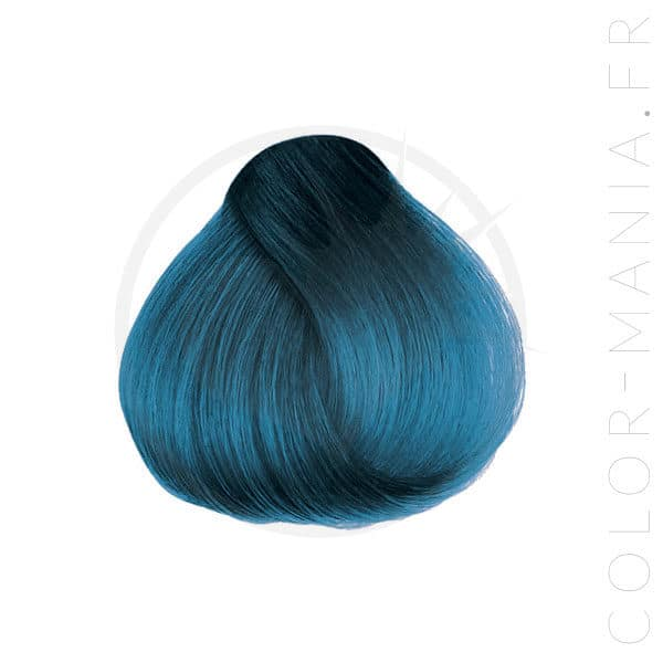 Coloration Cheveux Bleu Denim Blue - Directions | Color-Mania