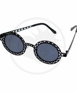 Gafas de sol negras a cielo abierto | Color-Mania