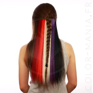 Kit Extensions Cheveux Underlight Hair Witch - Manic-Panic   Color-Mania