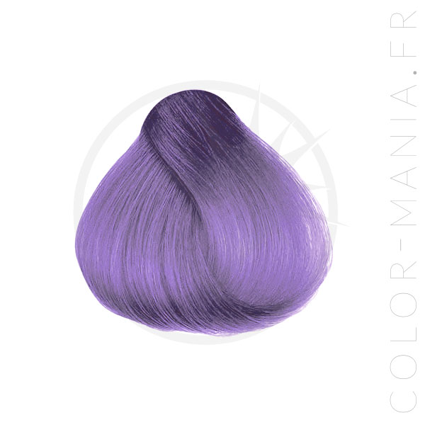 Coloration Cheveux Violet Wisteria - Directions | Color-Mania