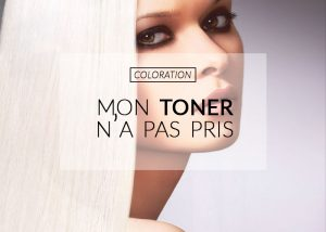 toner blanc color mania