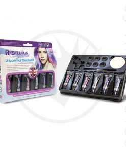 Kit 6 Colorations Cheveux Unicorn - Rebellious | Color-Mania