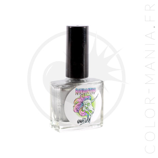 5-Free Nail Polish I'll Cut Pitch - Unicornio radiactivo | Color-Mania