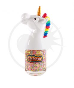 Unicorn Nail Polish Confetti Multicolor | Color-Mania
