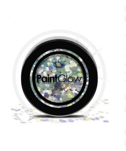Grosses Paillettes Maquillage Bleu Vert Mystic Mermaid - PaintGlow | Color-Mania