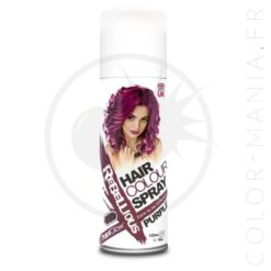 Spray Coloration Cheveux Violet UV – Rebellious | Color-Mania