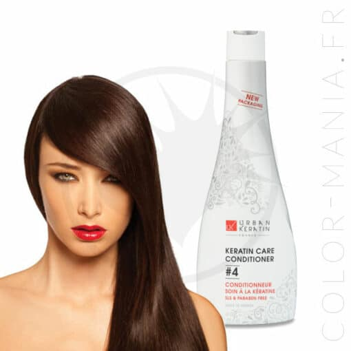 Conditionneur Soin à la Kératine 400 ml - Urban Keratin | Color-Mania