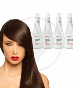 Kit Lissage Brésilien 400 ml – Urban Keratin | Color-Mania