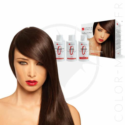 Starter Kit Lissage Brésilien 50 ml – Urban Keratin | Color-Mania