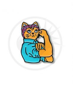 "Pin's Chat Rosie ""We Can Do It"" 