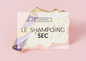 shampoing sec color mania