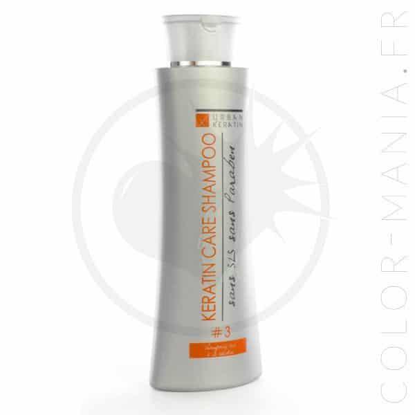 Urban Care Shampoo #3 250ml - Urban Keratin | Color-Mania