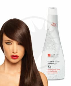Keratin-Behandlungsshampoo 400 ml - Urban Keratin | Color-Mania.fr
