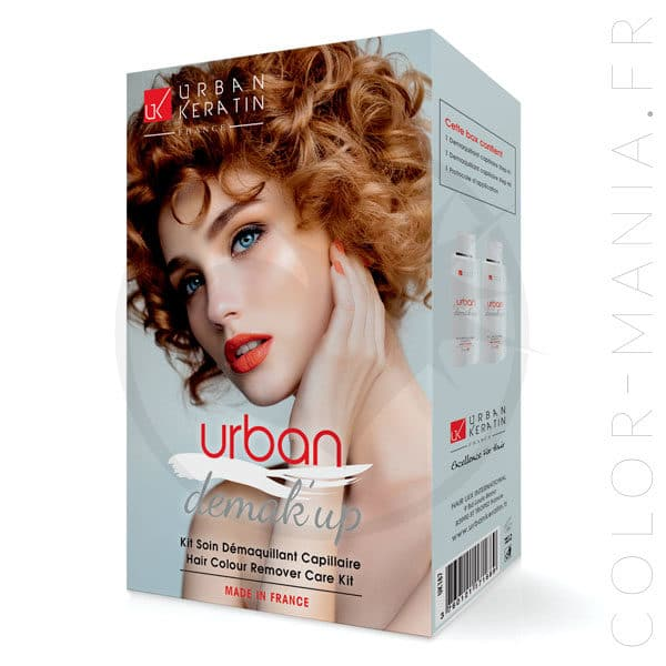 Démaquillant Capillaire Urban Demak'Up 250 ml - Urban Keratin | Color-Mania