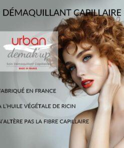 Kit Démaquillant Capillaire Urban Demak'Up - Urban Keratin | Color-Mania