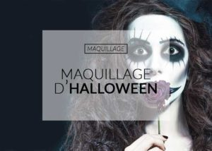 maquillage pour halloween