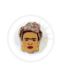Pin's Frida Kahlo | Color-Mania.fr