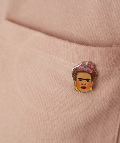 Pin Frida Kahlo | Color-Mania.fr