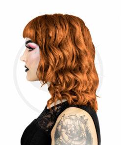 Coloration Cheveux Châtain Hailey - Herman's Amazing | Color-Mania.fr