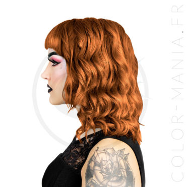Coloration Cheveux Châtain Hailey - Herman's Amazing | Color-Mania.fr