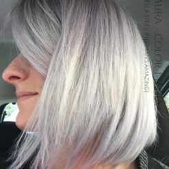 Gracias Laura :) Color de pelo Acero gris Stella Steel - Herman's Amazing | Color-Mania