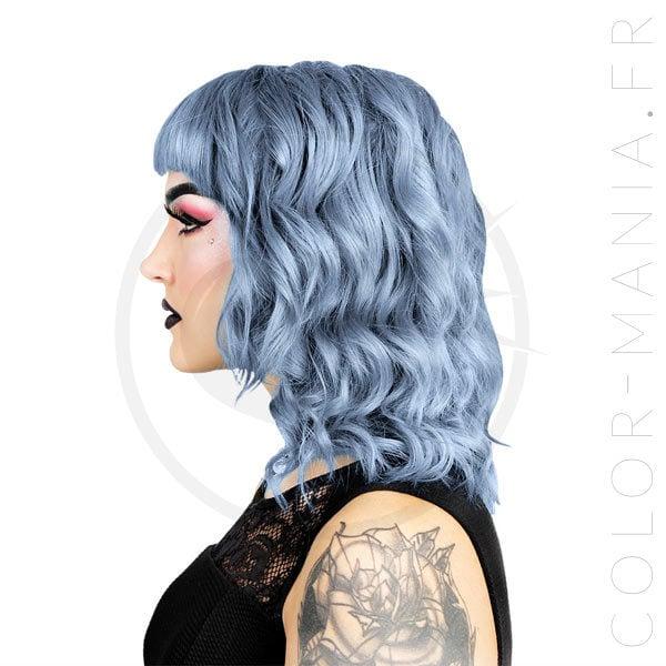 Coloration Cheveux Gris Acier Stella Steel - Herman's Amazing | Color-Mania