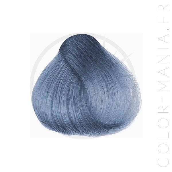 Coloration Cheveux Gris Acier Stella Steel - Herman's Amazing   Color-Mania