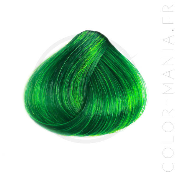 Coloration Cheveux Vert Green - Urban Crazy | Color-Mania.fr