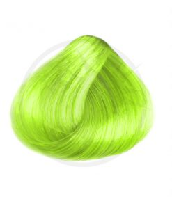 Kit Coloration Cheveux Vert Anis – Urban Crazy | Color-Mania