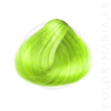 Kit Coloration Cheveux Vert Anis – Urban Crazy   Color-Mania