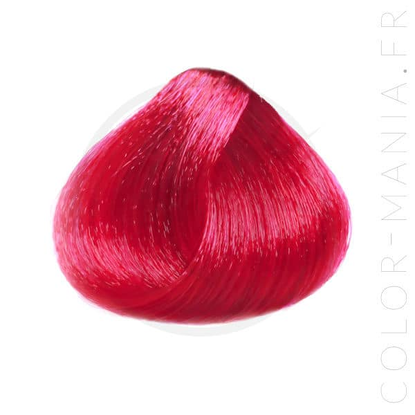 Coloration Cheveux Rose Magenta - Urban Crazy | Color-Mania