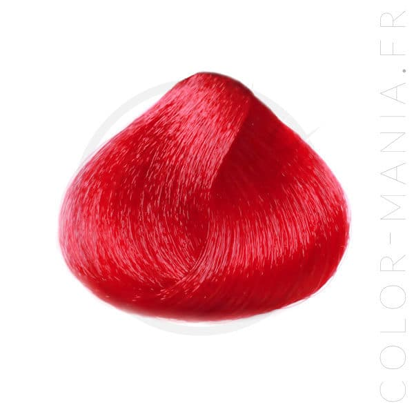 Coloration Cheveux Rouge Red - Urban Crazy | Color-Mania.fr